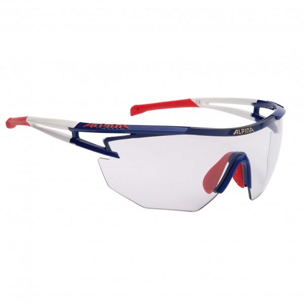 Alpina - Eye-5 Shield VL+ Varioflex Black S1-3 - Fahrradbrille