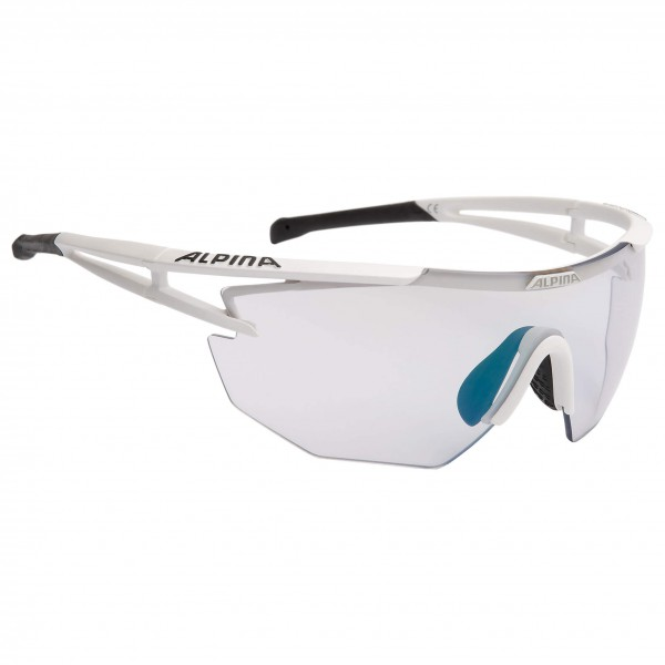 Alpina - Eye-5 Shield VLM+ Varioflex Bluemirror 1-3