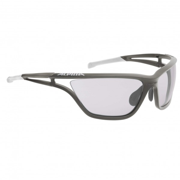 Alpina - Eye-5 VL+ Varioflex Black 1-3 - Cycling glasses