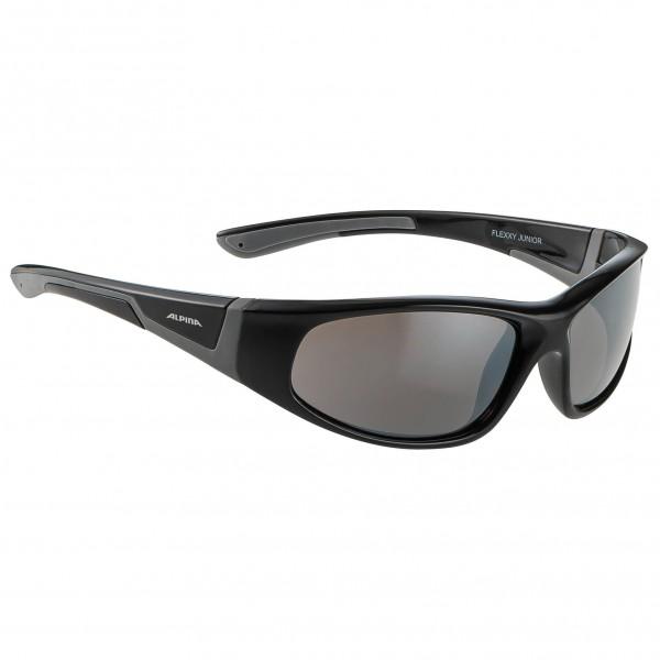 Alpina - Flexxy Junior Black Mirror 3 - Aurinkolasit
