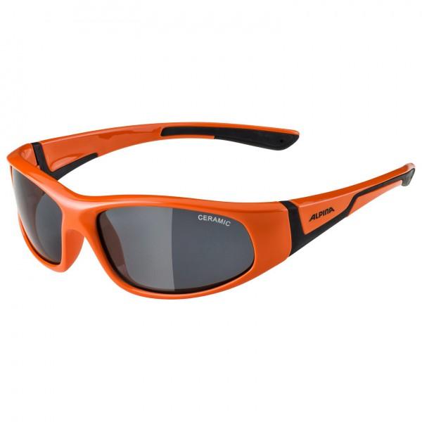 Alpina - Flexxy Junior Black 3 - Solglasögon