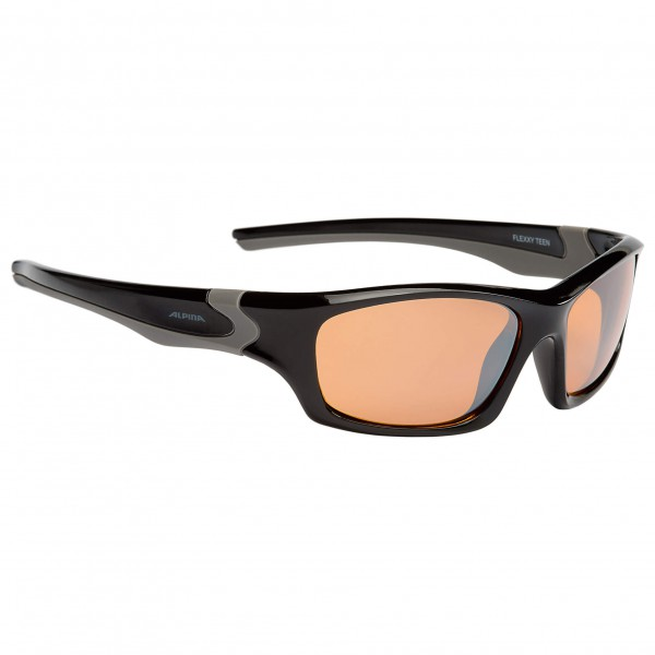 Alpina - Flexxy Teen Orange Mirror 2 - Lunettes de soleil