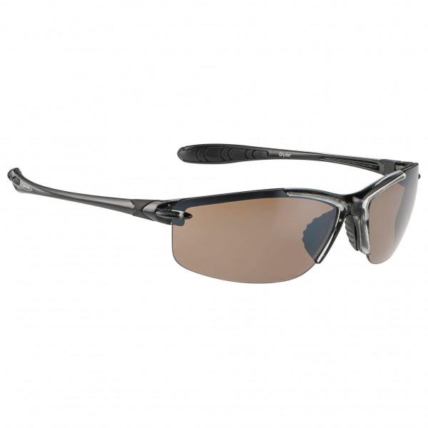 Alpina - Glyder Platinum Mirror 3 - Cycling glasses