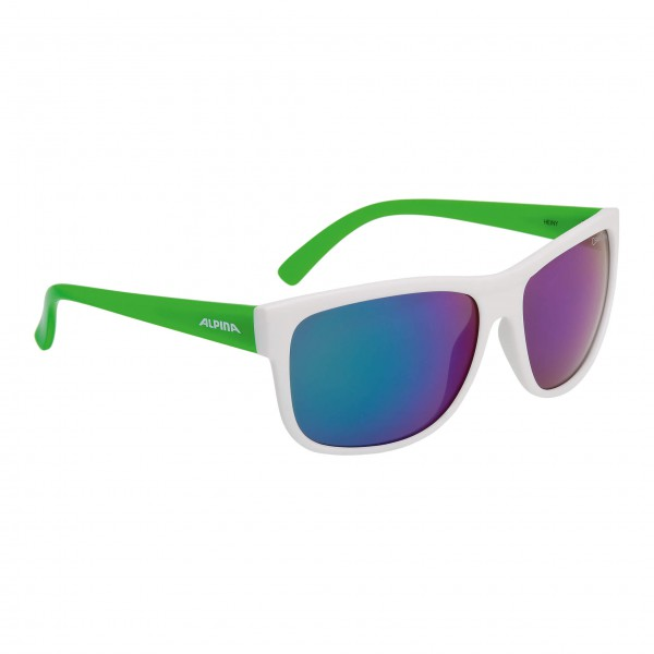 Alpina - Heiny Green Mirror 3 - Lunettes de soleil