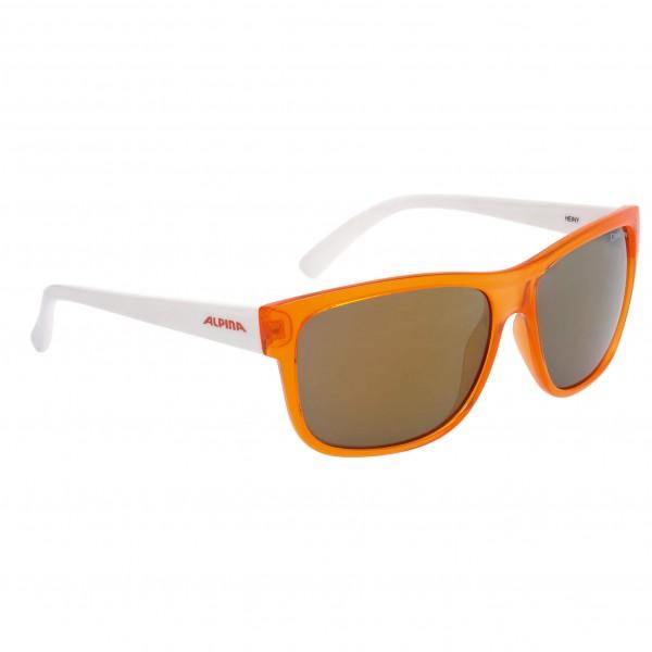 Alpina - Heiny Orange Mirror 3 - Lunettes de soleil