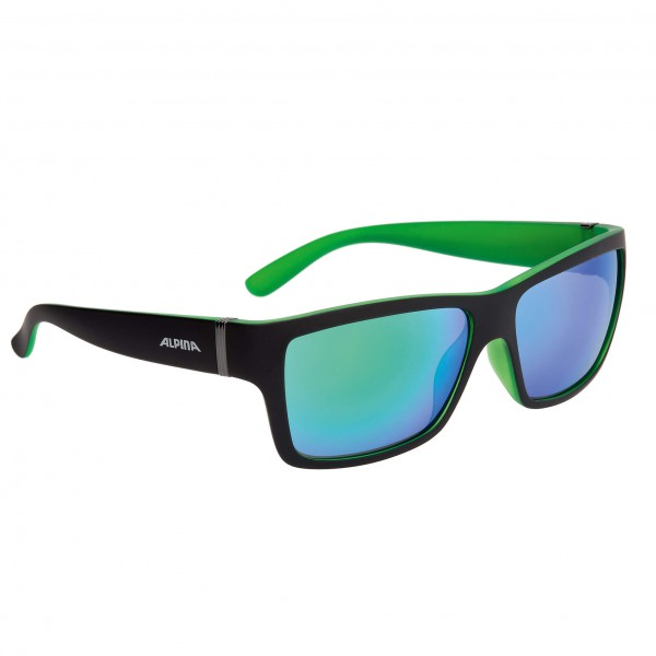 Alpina - Kacey Green Mirror 3 - Sunglasses