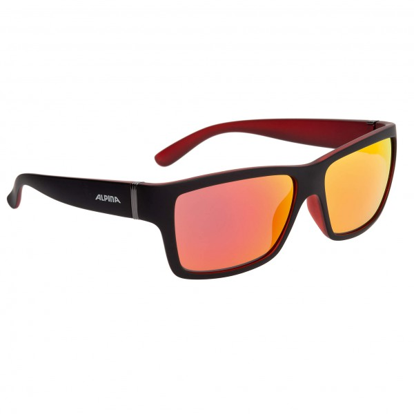 Alpina - Kacey Red Mirror 3 - Solglasögon