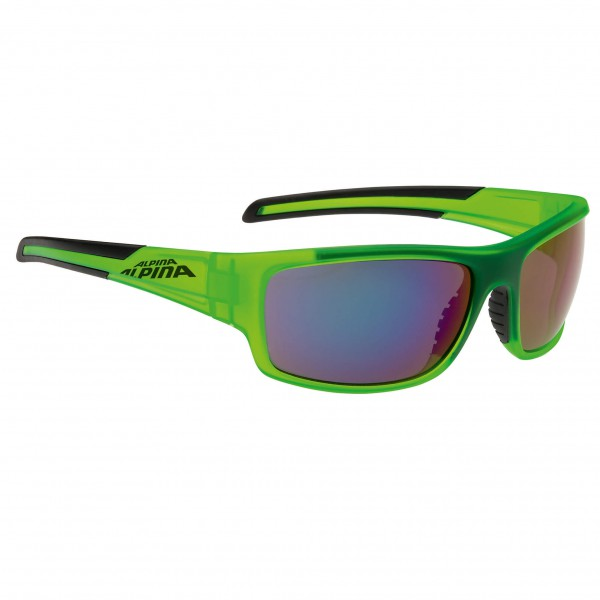 Alpina - Testido Blue Mirror 3 - Sunglasses