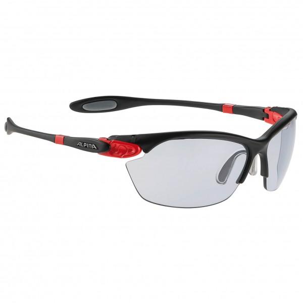 Alpina - Twist Three 2.0 VL Varioflex Black 2-3 - Sykkelbrille