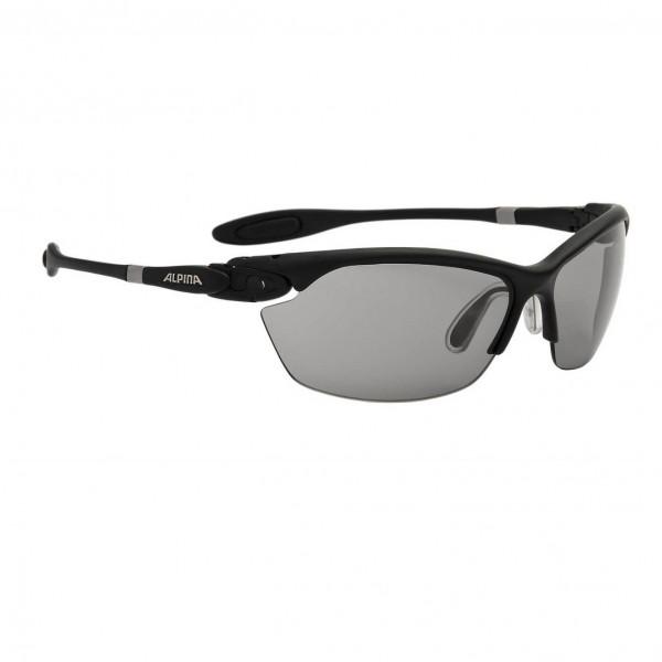 Alpina - Twist Three 2.0 VL Varioflex Black S2-3 - Fietsbrillen