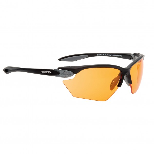 Alpina - Women's Twist Four S VL+ Varioflex Orange 1-3