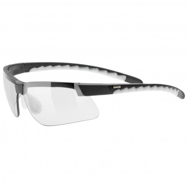 Uvex - Active Vario Smoke S1-3 - Cycling glasses