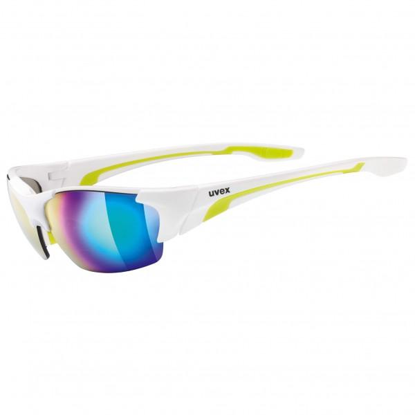 Uvex - Blaze lll Clear / LM Orange / Mirror Green S0/S1/S3