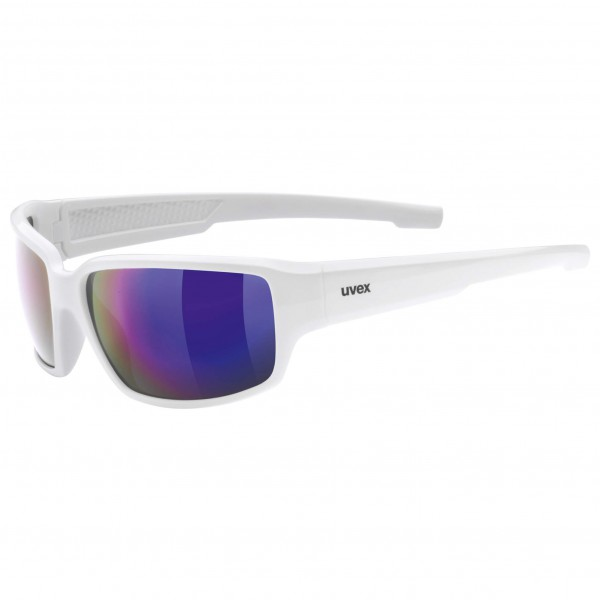 Uvex - Kid's Sportstyle 504 Mirror Blue S3 - Sunglasses