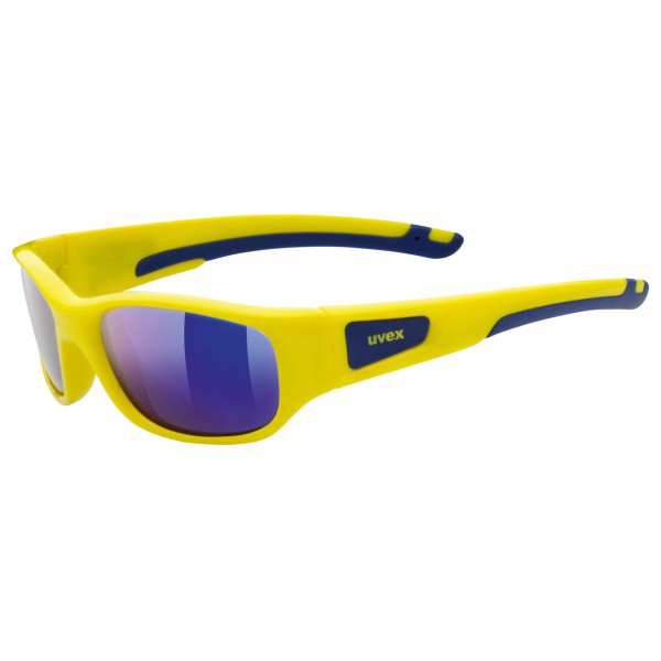 Uvex - Kid's Sportstyle 506 Mirror Blue S3 - Aurinkolasit