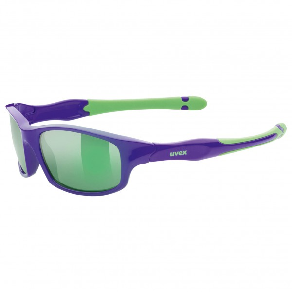 Uvex - Kid's Sportstyle 507 Green S3 - Sunglasses
