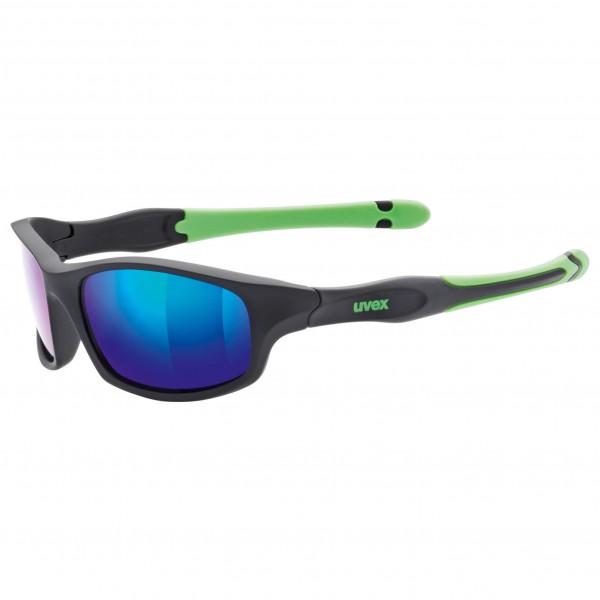 Uvex - Kid's Sportstyle 507 Mirror Green S3 - Aurinkolasit