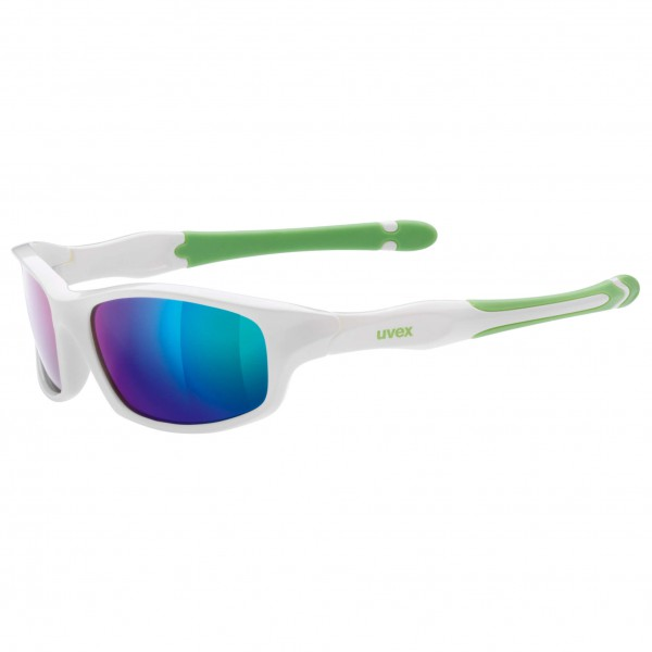 Uvex - Kid's Sportstyle 507 Mirror Green S3 - Sunglasses