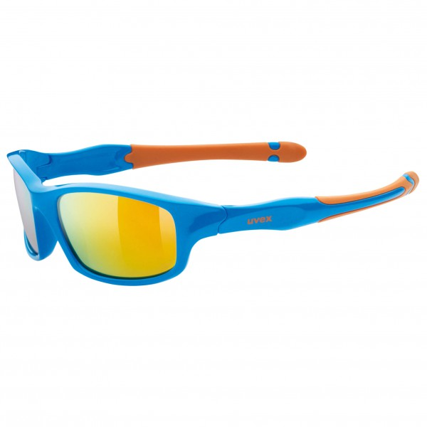 Uvex - Kid's Sportstyle 507 Mirror Orange S3 - Zonnebril