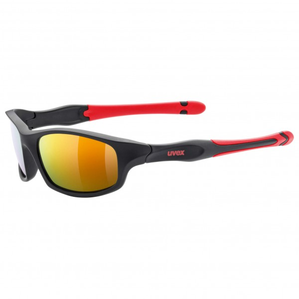 Uvex - Kid's Sportstyle 507 Mirror Red S3 - Sunglasses