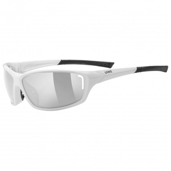 Uvex - Sportstyle 210 Litemirror Silver S3 - Cycling glasses