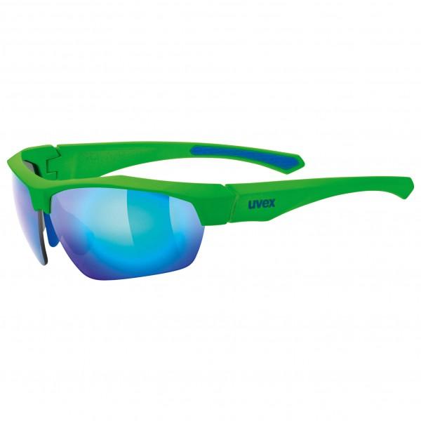 Uvex - Sportstyle 216 Mirror Blue S3 - Lunettes de soleil