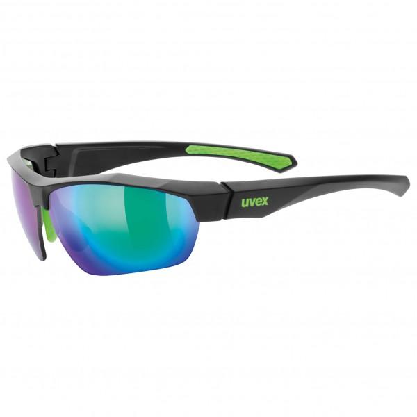 Uvex - Sportstyle 216 Mirror Green S3 - Aurinkolasit