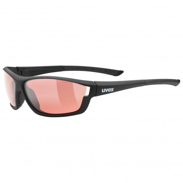 Uvex - Sportstyle 611 VL Red S2-3 - Cycling glasses