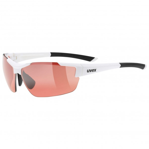 Uvex - Sportstyle 612 VL Red S2-3 - Cycling glasses