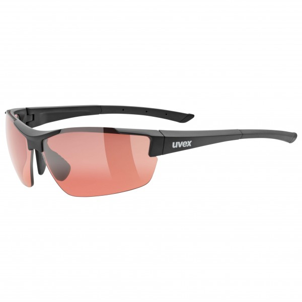 Uvex - Sportstyle 612 VL Smoke S1-2 - Cycling glasses