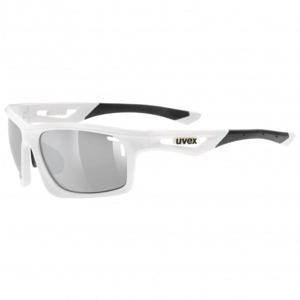 Uvex - Sportstyle 700 Litemirror Silver S3 - Fietsbril