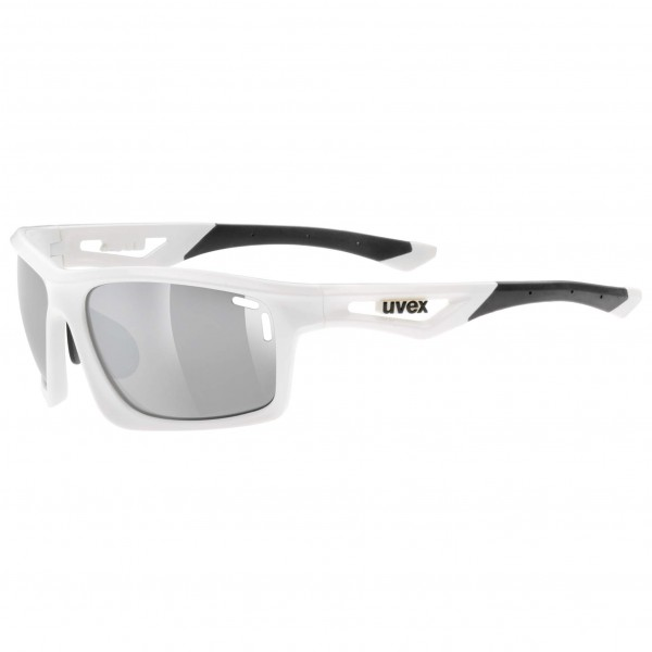 Uvex - Sportstyle 700 Litemirror Silver S3 - Cycling glasses