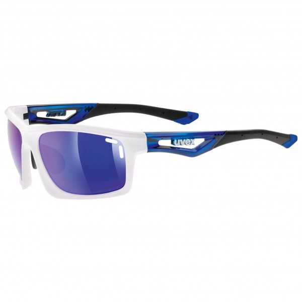 Uvex - Sportstyle 700 Mirror Blue S3 - Cycling glasses