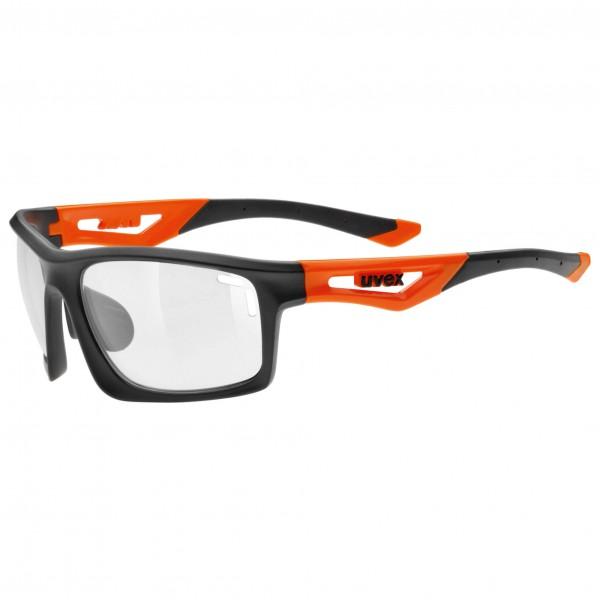 Uvex - Sportstyle 700 Vario Smoke S1-3 - Cycling glasses