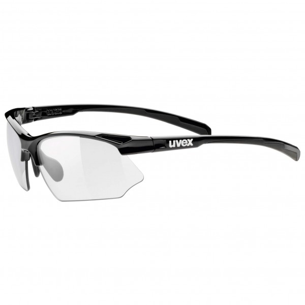 Uvex - Sportstyle 802 Vario Smoke S1-3 - Cycling glasses