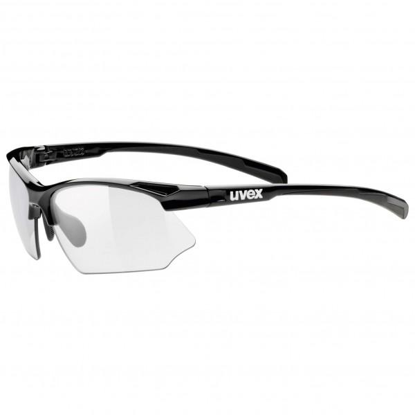 Uvex - Sportstyle 802 Vario Smoke S1-3 - Fahrradbrille