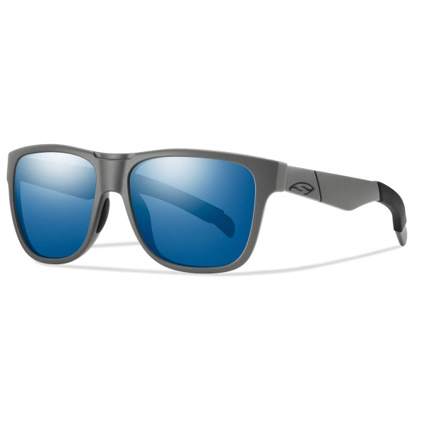 Smith - Lowdown Polar Blue Mirror