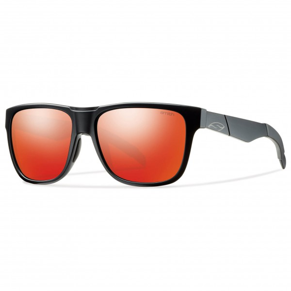Smith - Lowdown Red Sol-X - Fahrradbrille