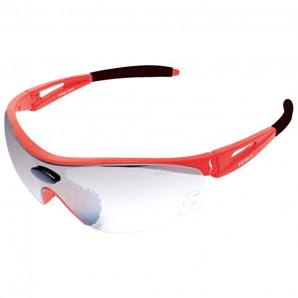 Sziols - X-Kross Biking Clear Mirror - Pyöräilylasit