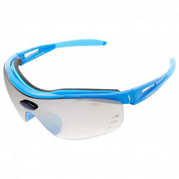 Sziols - X-Kross Biking Clear Mirror - Fietsbril