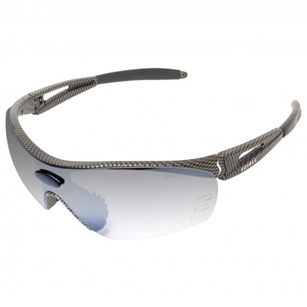 Sziols - X-Kross Biking Clear Mirror - Sykkelbrille