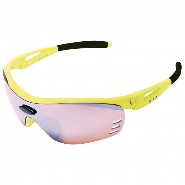 Sziols - X-Kross Biking Red Mirror - Fietsbril