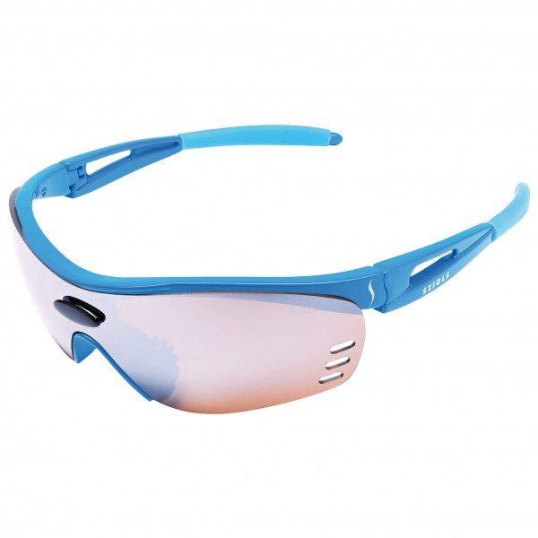 Sziols - X-Kross Biking Red Mirror - Cycling glasses
