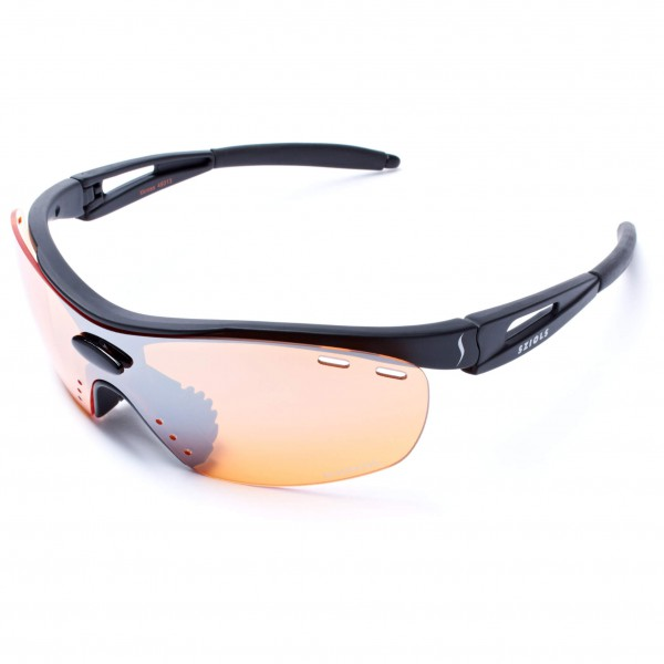 Sziols - X-Kross Running Orange Mirror - Sportbril
