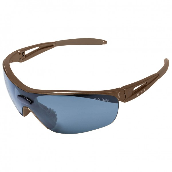 Sziols - X-Kross Water Grey Mirror - Sportbrille