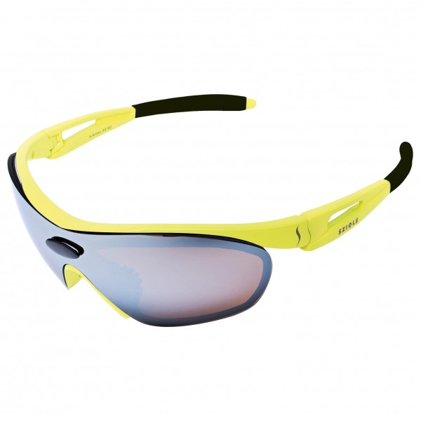 Sziols - X-Kross Winter Alpin Brown Mirror - Sportbrille