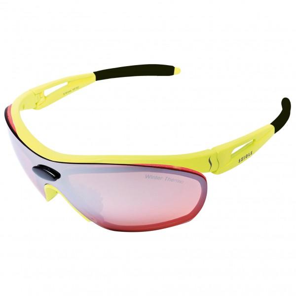 Sziols - X-Kross Winter Alpin Red Mirror - Sportbril