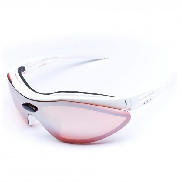 Sziols - X-Kross Winter Nordic Red Mirror - Sportbril