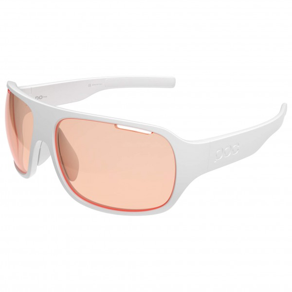 POC - DO Flow Hydrogen White - Cycling glasses