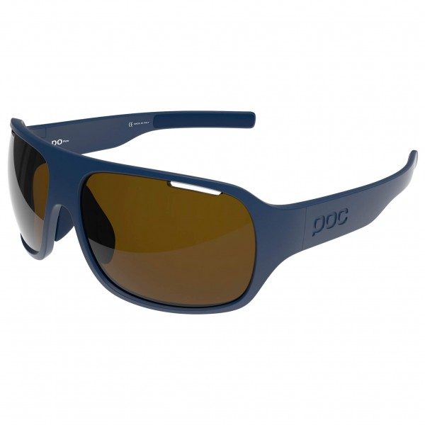 POC - DO Flow Lead Blue - Cycling glasses
